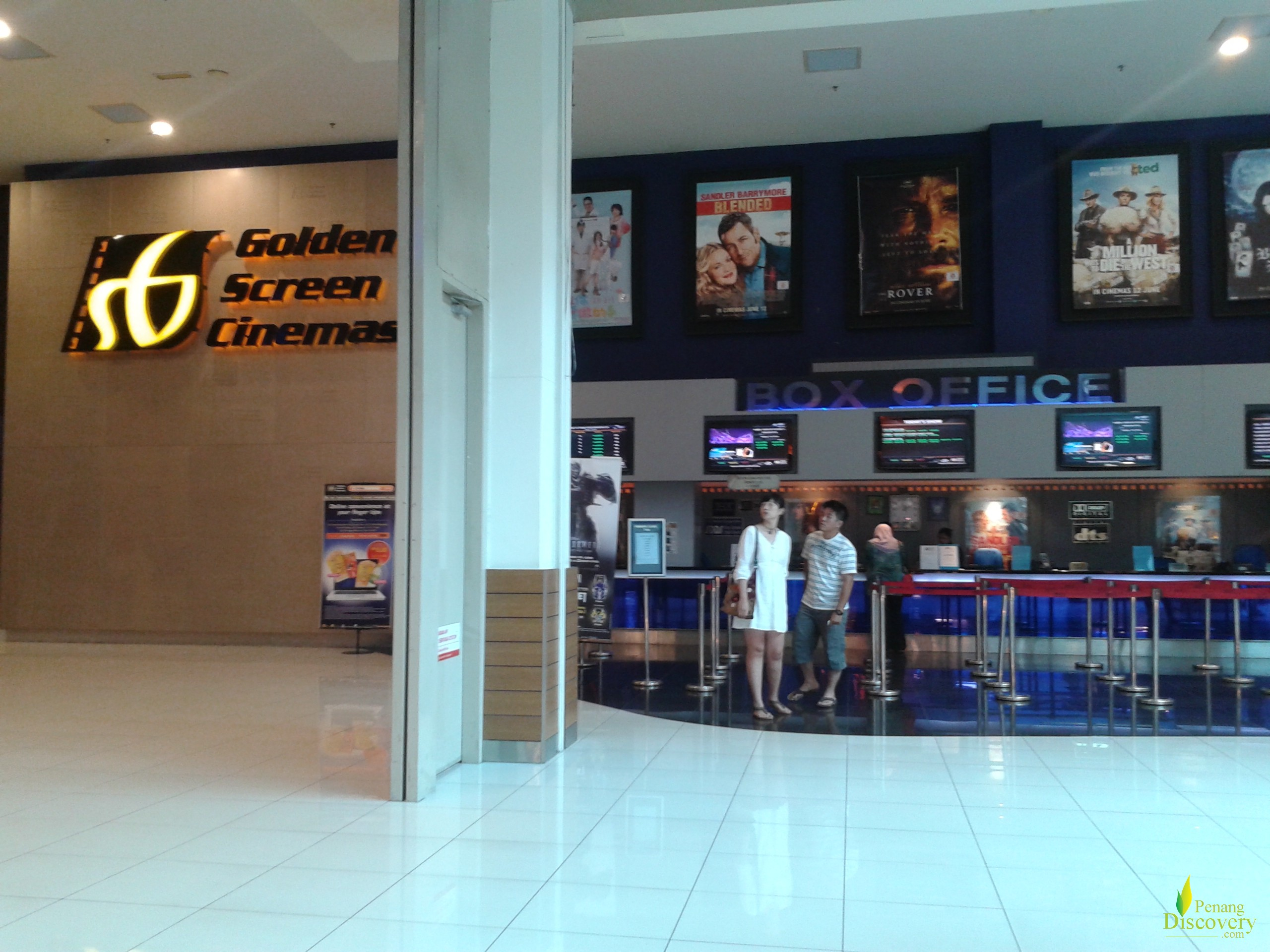 case study on golden screen cinemas gsc